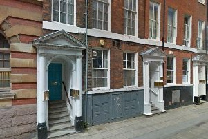Plans to turn 21 Parliament Street into a house in multiple occupation are down for refusal