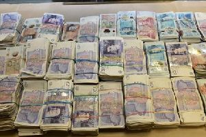 Arrests across Yorkshire as organised crime gang smuggle money out of UK to Dubai in hidden suitcases