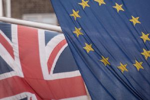 Would a second referendum put an end to division over Brexit? Photo: Stefan Rousse/PA Wire