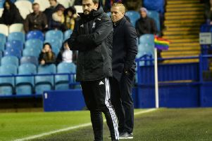 Sheffield Wednesday manager Garry Monk refused to shake hands with opposite number Pep Clotet before kick-off