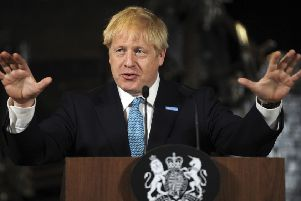 One reader has questioned how Boris Johnson's spending plans will be funded. Photo: Rui Vieira/PA Wire