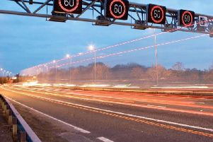 Smart motorways have come under scrutiny.