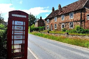 Holtby is a small village - but it has huge green credentials. Credit: Gary Longbottom