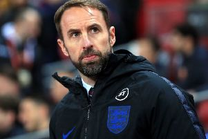 England manager Gareth Southgate (Picture: PA)