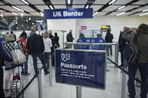 Should immigration play a greater part in the General Election debate? Photo by Oli Scarff/Getty Images.
