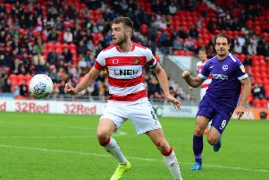Doncaster captain Ben Whiteman. PIC: Marie Caley.