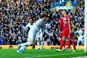 Patrick Bamford's goal against his former club set the ball rolling for Leeds United