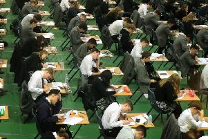 Students in the UK are lagging behind their European peers in basic subjects, a study has found