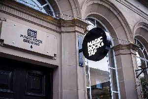Magic Rock have taken over a former bank in Holmfirth