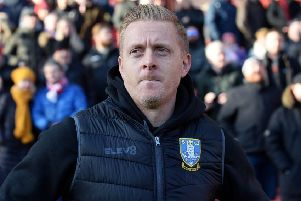 Garry Monk: 'We show we trust in the club and the chairman,' says Wednesday manager. (Picture: Steve Ellis)