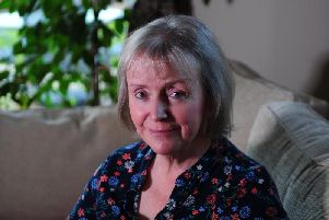 Alison Wrigglesworth has a rare condition which means her immune system, rather than fighting off viruses and bacteria, attacks healthy tissues instead. Picture: Simon Hulme