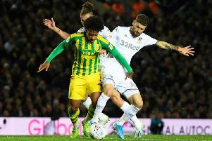 Leeds United edged past West Bromwich Albion earlier in the season. (Pic: Getty)