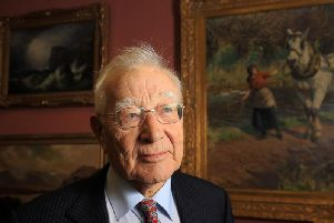 Sir Hugh Sykes, Chairman of the One Powerhouse Consortium. Picture: Chris Etchells