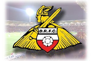 Doncaster Rovers.