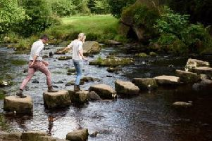 National Trust rangers are appealing for specialists from across Yorkshire to help fix the Hardcastle Crags' famous stepping stones.