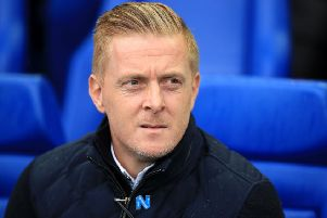 Sheffield Wednesday manager Garry Monk (Picture: PA)