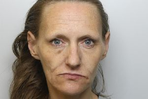 Samantha Varley stole from vulnerable elderly woman in Leeds city centre