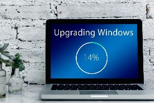 Windows updates are often time-consuming.