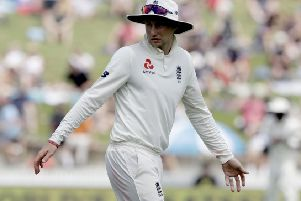 England captain Joe Root has struggled with the bat for much of the year. (AP Photo/Mark Baker)