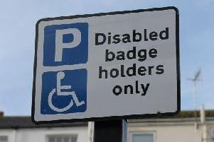 The blue badge rules have been expanded