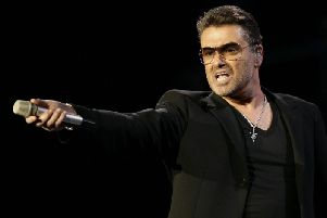 George Michael died on Christmas Day in 2016. Credit: PA