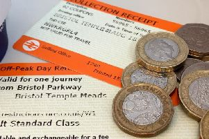 Rail fares are going up across Yorkshire from today. Stock pic