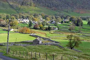 Arncliffe is in remote Littondale