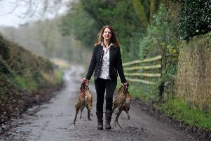 Sophie Bagley a game meat advocate who has branched into ready meals