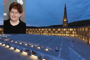 Sally Wainwright has been made a patron of the Piece Hall. Credit: Getty/Paul White