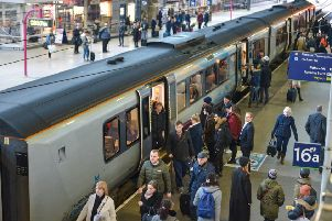 There remains widespread anger over the state of the region's rail services.