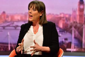 Jess Phillips is standing for the Labour leadership.