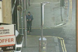 Police have released a CCTV image of a man they want to speak to in connection with the theft of two life-saving defibrillators in Barnsley.