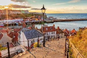 The scenic coastal town of Whitby has now been revealed as the most popular holiday destination visited in 2019