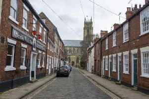 Historic homes and pubs near Beverley Minster