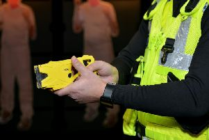 More officers in North Yorkshire could be equipped with Tasers.