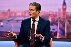Shadow Brexit Secretary Sir Keir Starmer has come under fire from political leaders in Yorkshire for his pro-Remain stance on a second referendum.