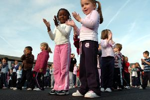 The children are popular and love doing activities like swimming and dancing
