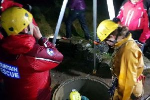 Photos from the rescue operation (image CRO)