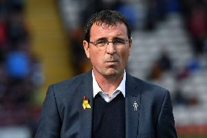Gary Bowyer: Disappointed.