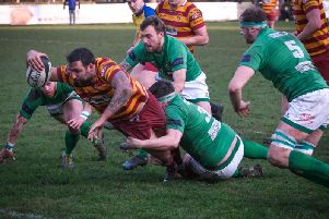 Another David Fairbrother try gave Fylde the best of starts