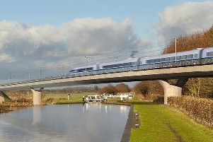 HS2 continues to divide opinion.