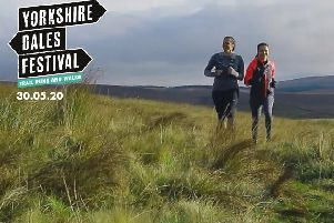 The Yorkshire Dales Festival on Sunday, May 31, will give walkers and runners of all abilities the chance to explore the splendour of this breathtaking National Park.