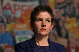 Former Wakefield MP Mary Creagh. Photo: Niall Carson/PA Wire