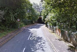 A Parklands schoolgirl reported being confronted by two men in a car in School Lane, Euxton, as she walked home from school on Friday (January 10). Pic: Google