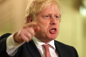 Prime Minister, Boris Johnson. Photo: Liam McBurney/PA Wire