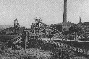 Mining Combs Colliery