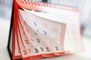 The month of May has two bank holidays every year, with one at the beginning and one at the end of the month.