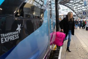 The performance of TransPennine Express is in the spotlight.