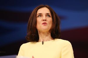 Environment Secretary Theresa Villiers. Photo: PA