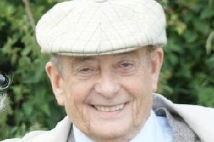 Actor Derek Fowlds played Sergeant Oscar Blaketon in Heartbeat.